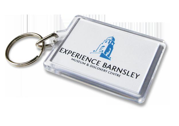 Experience Barnsley key fob