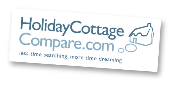 Copywriter of straplines: Holiday Cottage Compare logo