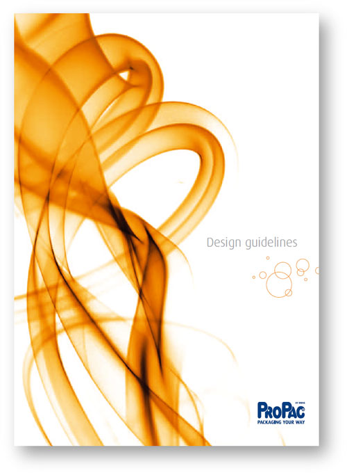 Cover of the ProPac Design Guidelines